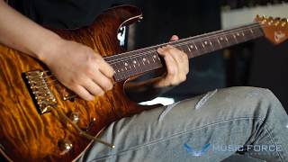 [MusicForce] Suhr Modern Demo - 'For The Love of God' Steve Vai Cover by Guitarist 유승범
