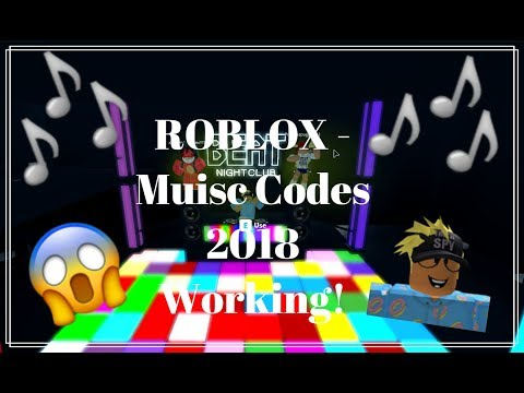 ROBLOX | Music Codes | Working (2018)