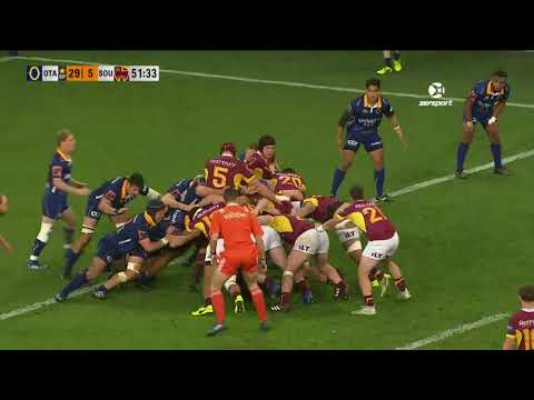 ROUND 9 HIGHLIGHTS: Otago v Southland