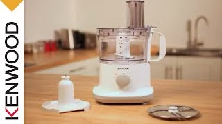 Kenwood Multipro (fp210) Compact Food Processor | Introduction
