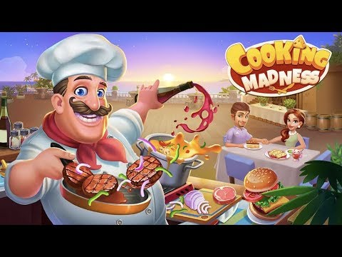 👨‍🍳 Cooking Madness - A Chef's Restaurant Games - Top Best Android App For Kids 👨‍🍳