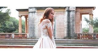 Волшебные свадебные платья Gabbiano
