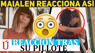 Maialen rompe su silencio tras filtrarse su beso con Bruno tras OT 2020