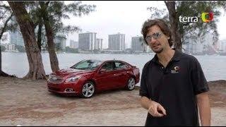 Prueba Chevrolet Malibu 2013 (Español)