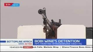 More than 70 arrested in Uganda over MP Bobi Wine\'s detention
