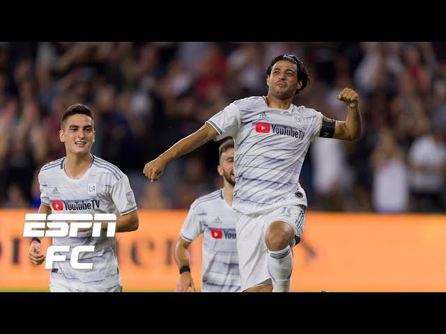 LAFC's Carlos Vela dazzles with two goals vs. San Jose   MLS Highlights