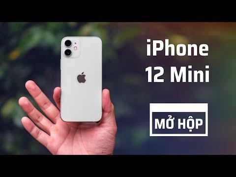 Mở hộp iPhone 12 Mini