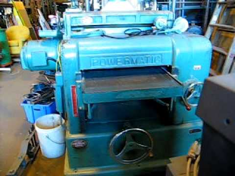 wood planer for sale. powermatic 24\ wood planer for sale s