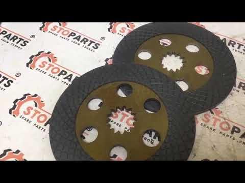 6190295M1 Диск тормозной Terex / Carraro , 6190295M1 Terex / Carraro Brake Friction Discs