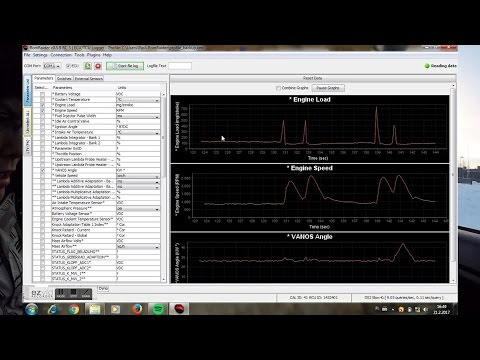How to tune ms41 ECUs (BMW m52/s52 engines): logging