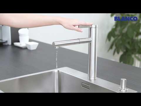 Кухонный смеситель BLANCO LINEE-S