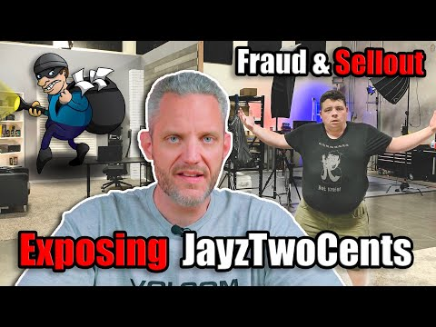 EXPOSING JayzTwoCents as a fraud!