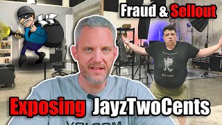 EXPOSING JayzTwoCents as a YouTube fraud & Scam Artist!