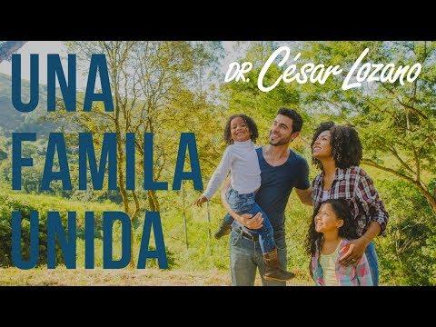"""""""Hasta dónde aguantar por mantener unida a la familia"""" Dr. César Lozano"""