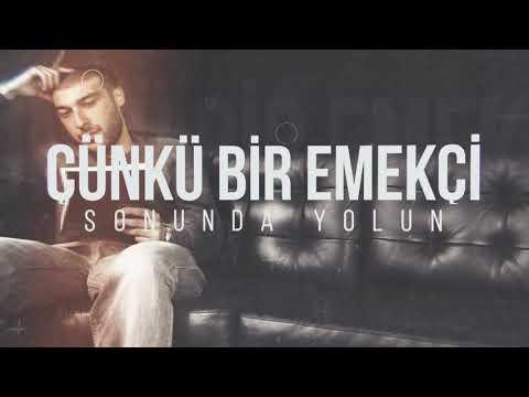Sansar Salvo - Müzik Açılmadı (Kinetik Tipografi)