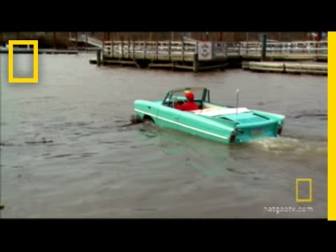 Floating Car Test   National Geographic