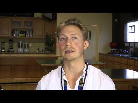 Living Light Raw Food Chef  Philip William Jacobs