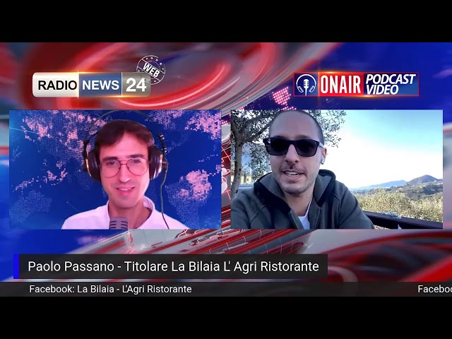 Intervista Radio News 24 -
