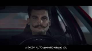 Honnan ered és mit jelent a ŠKODA logó?