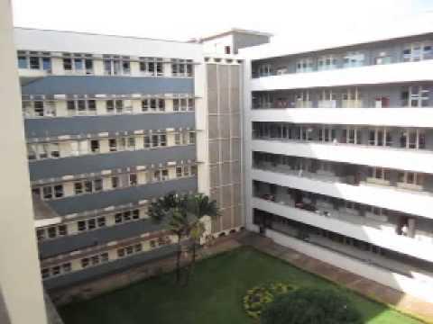 A view of Mulago Hospital Kampala
