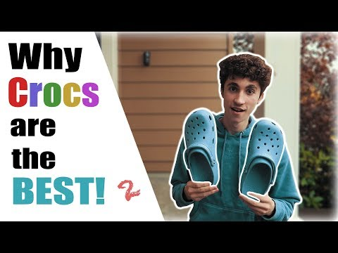 25 MORE Reasons Crocs Are The Best Shoe In The World...