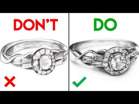 DO'S & DON'TS for Realistic Drawing