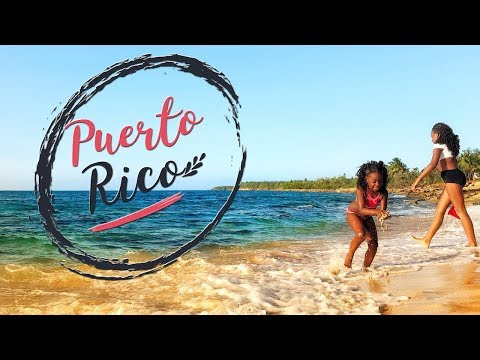 Passport Not Required    Puerto Rico Diaries (family Trip)