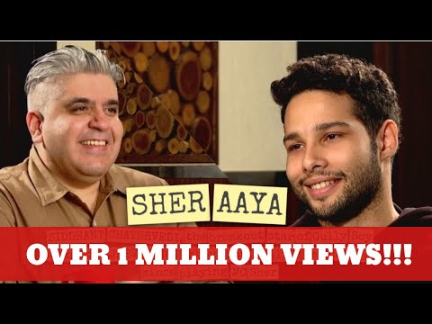 Siddhant Chaturvedi aka MC Sher interview with Rajeev Masand