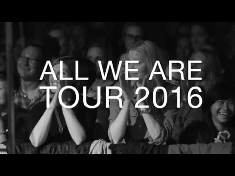 Jonah - All We Are Tour 2016