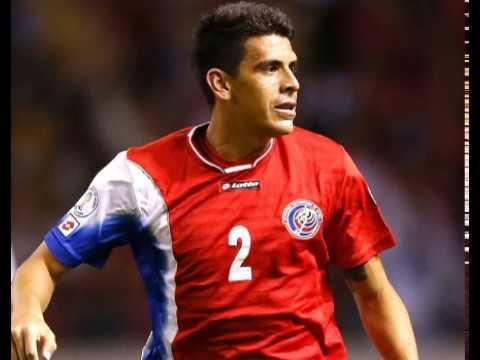 Johnny Acosta for Costa Rica National Team at the FIFA World Cup 2018 in  Russia dd0d76e37