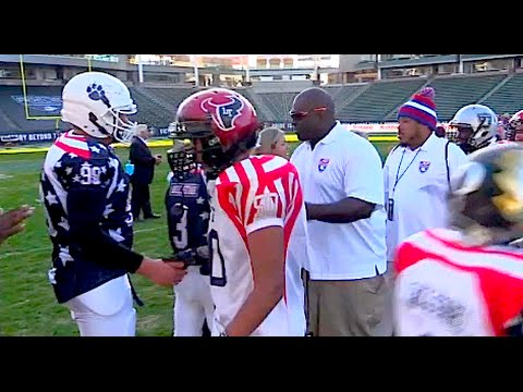Youth 20 National American Football Game All Star fceaba|Following The Thanksgiving Holiday