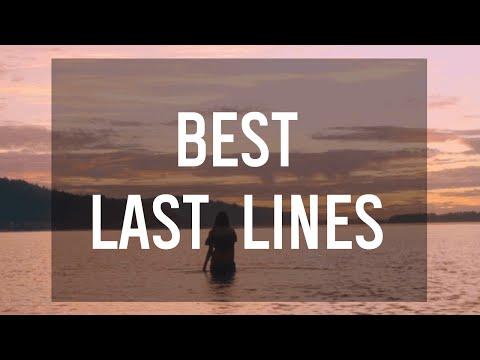 13 Best Last Lines
