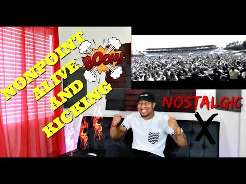 Nonpoint - Alive and Kicking Video Reaction