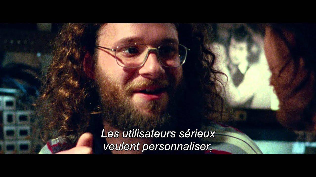 """Steve Jobs / Featurette """"Wozniak à propos de Steve Jobs """" [Au cinéma le 3 février 2016]"""