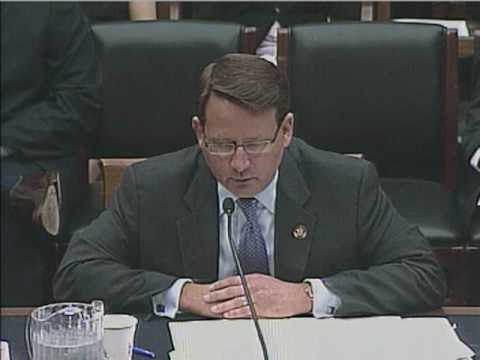 Rep. Gary Peters discusses banning animal torture videos.mpg