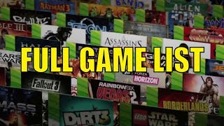 Xbox One Backwards Compatible Game List | Every Backwards Compatible Xbox 360 Game