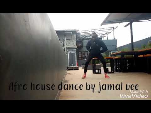 Afro house dance by Jamal vee