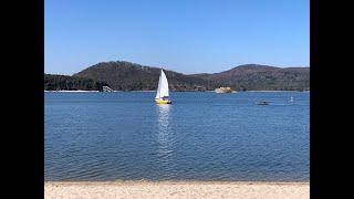 Природа и красота Чехии - Махово озеро (Machovo jezero)