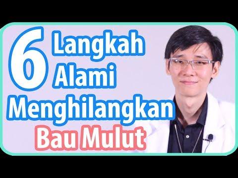 6 Langkah Alami untuk Menghilangkan Bau Mulut