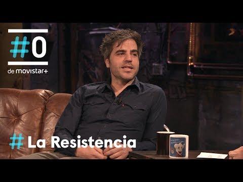LA RESISTENCIA - Entrevista a Ernesto Sevilla | #LaResistencia 15.02.2018