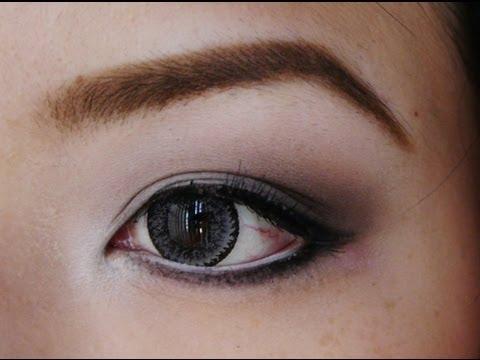 Simple Everyday Eyeshadow (Maybelline Color Tattoo