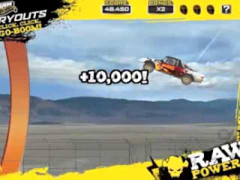 Team Hot Wheels Desafios Juegos De Acrobacias En Coche Y En Moto