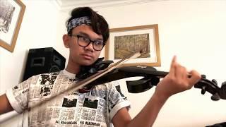 Playinwitme- Kyle feat. Kehlani Violin Cover