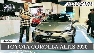 Toyota Altis 2020 ngon lành đẹp đẽ nhưng không về | XE HAY