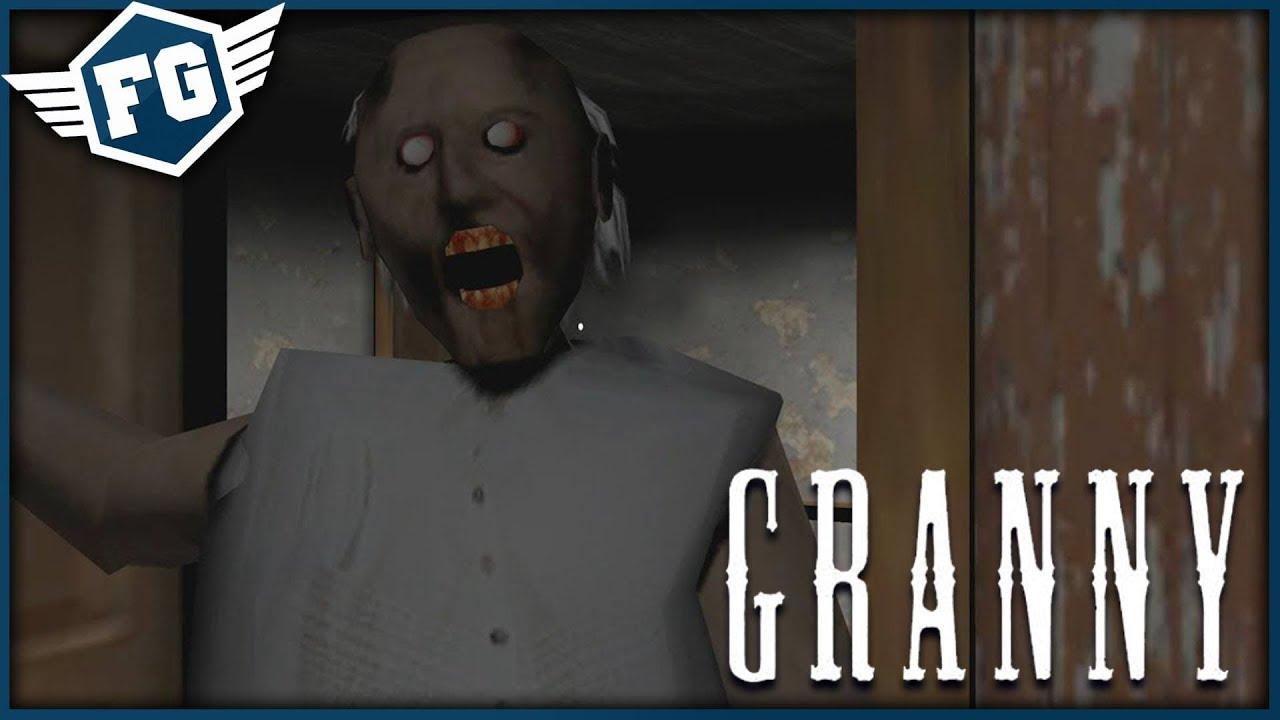 Granny horor hrt hry online