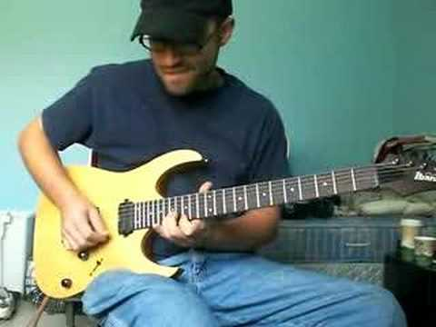 Smooth Jazz Guitar Solo #1 - Check It Out!