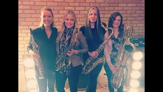 Cavatina from the 'Deer Hunter' by Stanley Myers - Saxophone Quartet