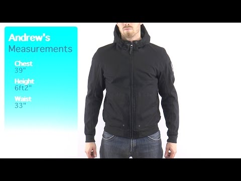 REV'IT STEALTH HOODY REVIEW by URBAN RIDER UK