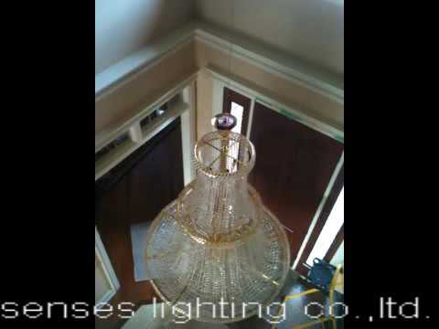 How the chandelier lift works youtube how the chandelier lift works mozeypictures Gallery