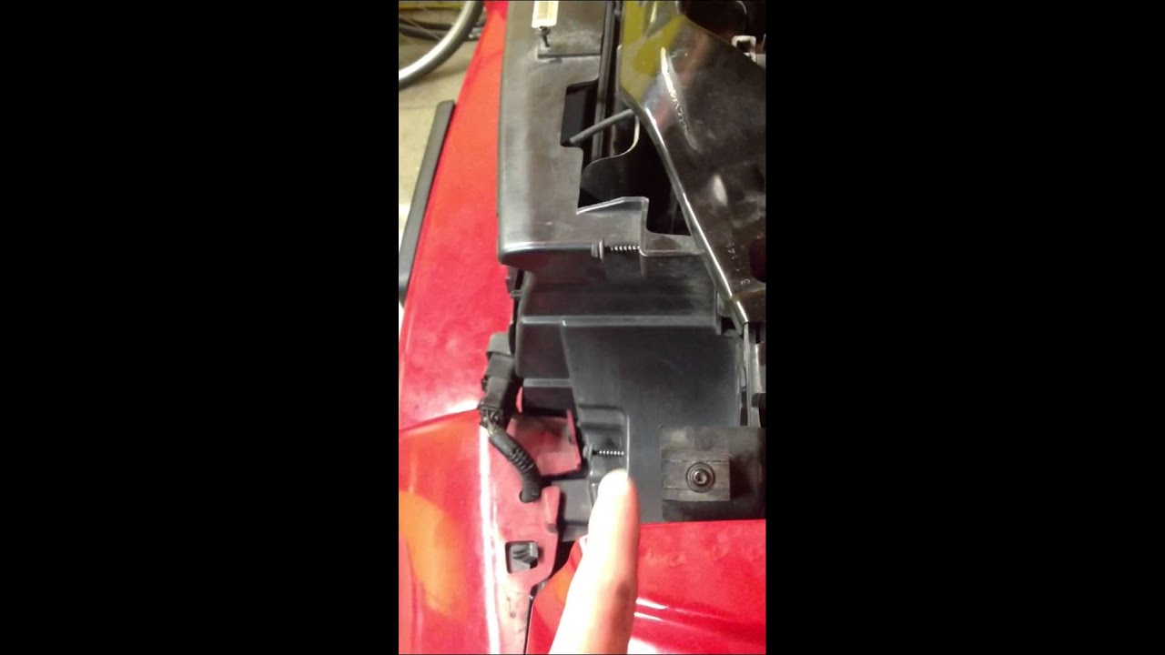2002 2007 Jeep Liberty Power Steering Hose Easy Access Youtube 2005 Fuel Filter Location